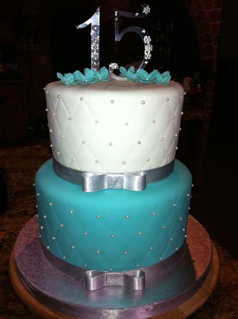 Tiffany Blue Cake Cakecentralcom