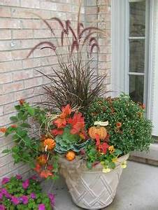 Fall Front Porch Decor on Pinterest