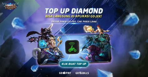 mobile legends top up top up mobile legends pakai go bills lebih mudah dan gak