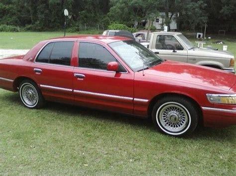 Buy Used 1993 Mercury Grand Marquis Gs Sedan 4-door 4.6l