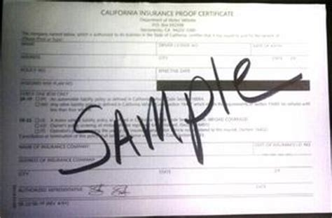 ca dmv sr22 form sr22 filing for dui convictions in california auto
