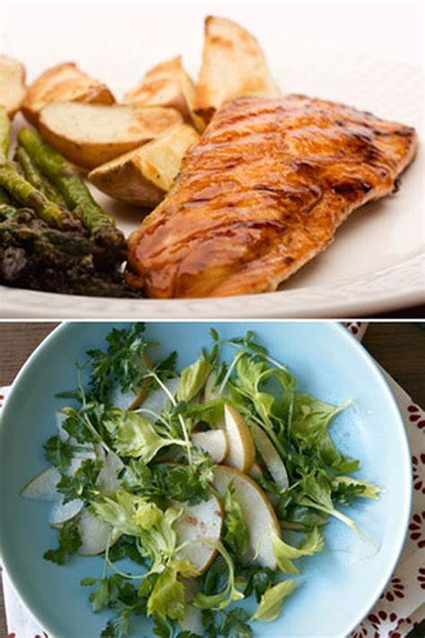 What To Serve With Salmon