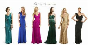 formal dresses for weddings With formal dresses for a wedding
