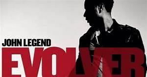 Black Music Fac: John Legend - Evolver (Album 2008) (c/w ...