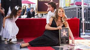 Mariah Carey39s Twins Steal The Show During Hollywood Walk