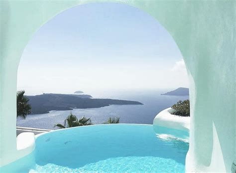 Rooms In This Santorini Hotel Have Secret Tunnels Leading