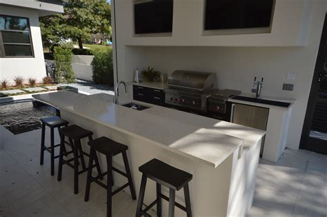 outdoor kitchen countertops outdoor kitchen countertops orlando adp surfaces