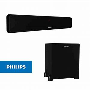 Philips Home Theater DSP 475U Soundbar 3000W