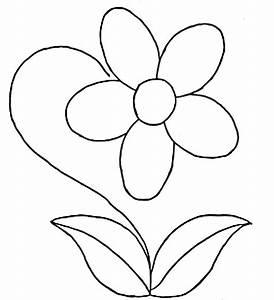 Flores para colorear, fáciles, dificiles y hermosas Colorear imágenes