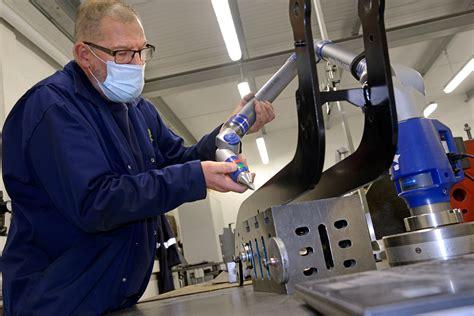 Quality Control - Ewart Engineering