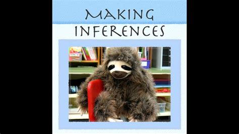 making inferences youtube