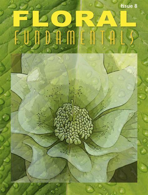 Floral Fundamentals Issue 8 - Floral Fundamentals