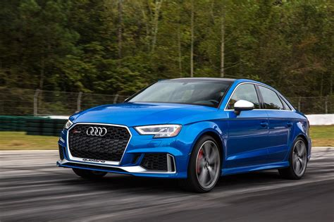 audi r8 rs3 and ttrs take road atlanta automobile magazine