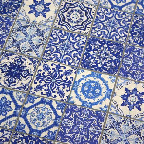 tissus cuisine que faire avec un tissu azulejos tissus papi l l