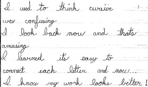 Educators Get Lesson In Cursive Writing  The Baltimore Times Online Newspaper Positive
