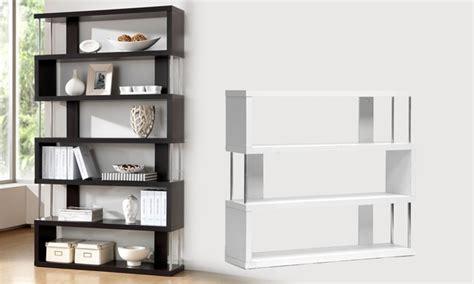 display shelving ideas modern display storage shelves groupon goods