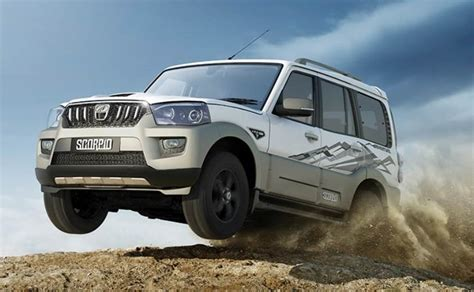 mahindra scorpio new model 2016 mahindra scorpio adventure for those who dare to go off road
