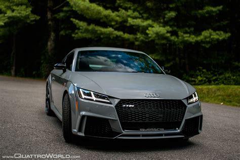 2018 Audi Tt Rs & Audi Rs 3 Audi Sport Experience At Lime