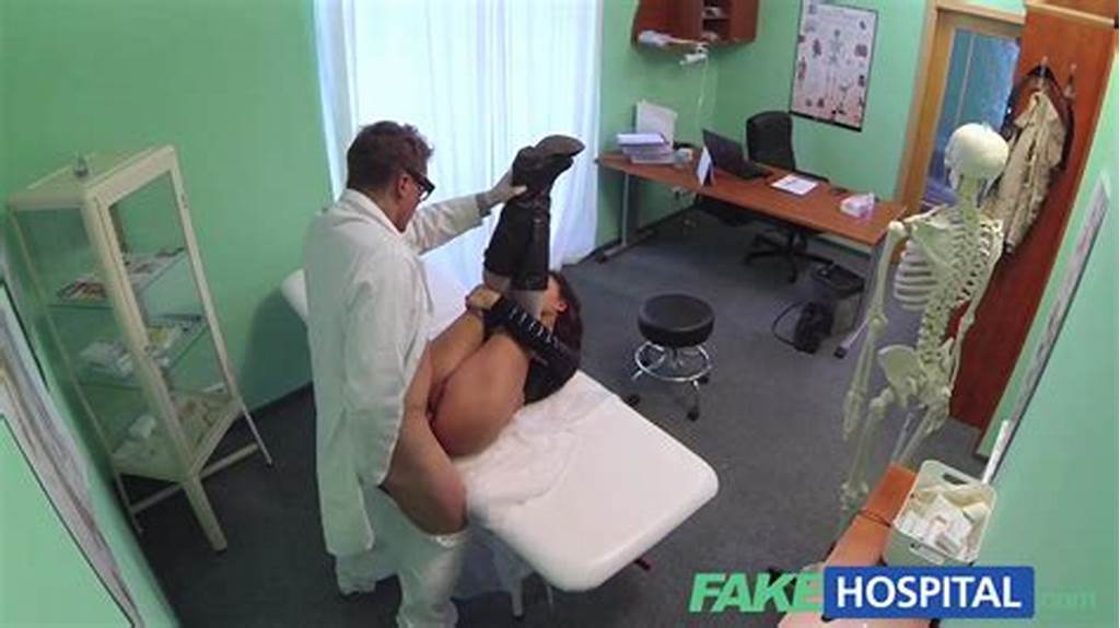#Fake #Hospital #Sexual #Treatment #Turns #Gorgeous #Busty