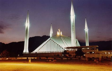 Faisal Mosque Hd Pics by Faisal Mosque The Real Pakistan