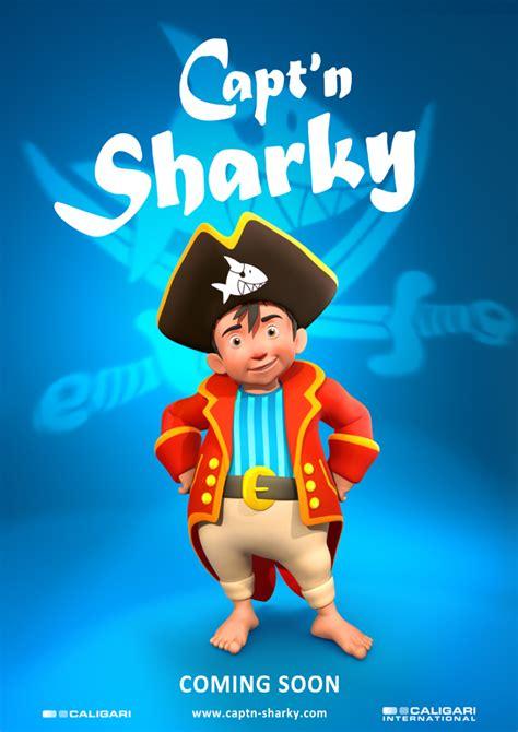 Capt N Sharky by Global Screen Adds 3d Feature Capt N Sharky To Efm Slate