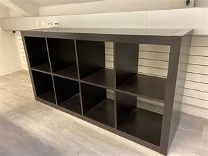 Ikea Offenes Regal : schwarzes ikea regal kaufen auf ricardo ~ Watch28wear.com Haus und Dekorationen