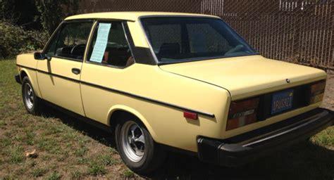 Fiat Brava For Sale by 1979 Fiat 131 Brava 2 Door Excellent Condition Restored