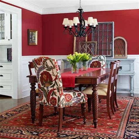 the 25 best red dining rooms ideas on pinterest red