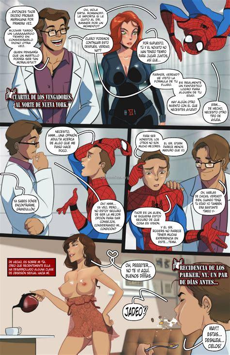 Auntcumming Spider Man