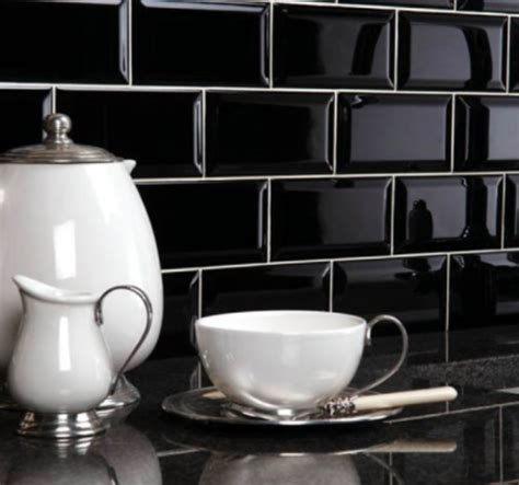 clean high gloss kitchen tiles  streaks