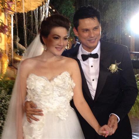 Carmina Villaroel And Zoren Legaspi Wedding Came As A