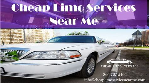 Rental Service Near Me by Cheap Limo Rental Near Dc Offer Something Different For