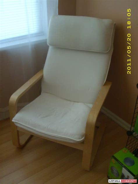 Poang Chair Cover Canada by Ikea Poang Chair Leavingsale List4all
