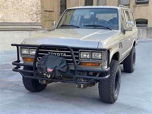 1989 Toyota Land Cruiser Cummins 4wd Manual Fj62 For Sale
