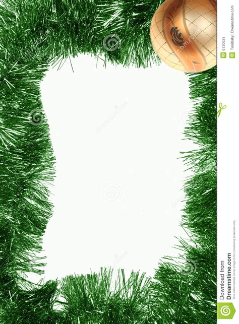 vertical christmas frame royalty  stock images image