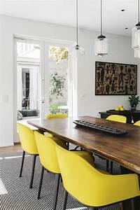 Küchen Und Esszimmerstühle : esszimmertisch mit st hlen die ein modernes ambiente ~ Watch28wear.com Haus und Dekorationen