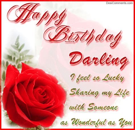 happy birthday darling desicommentscom