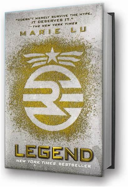 Legend Lu Marie Books Fandom Trilogy Transparent