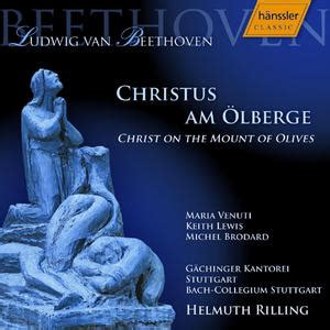 Beethoven Christus Am Olberge (christ On The Mount Of
