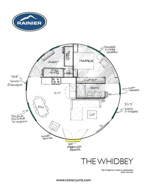 Yurt Floor Plans