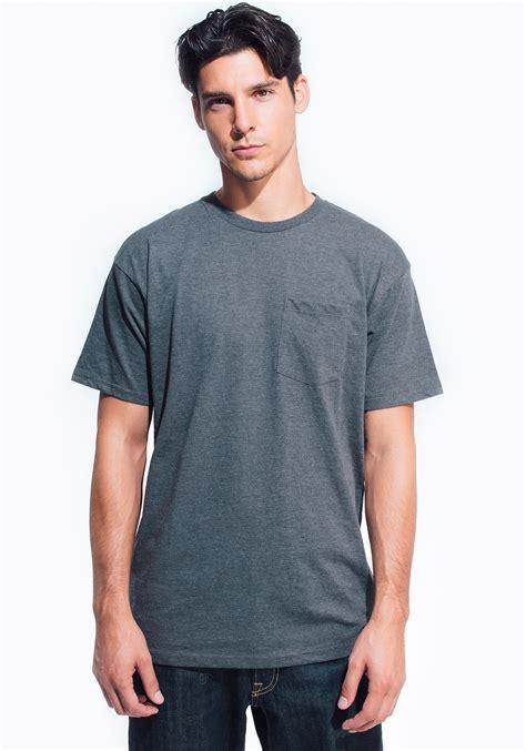 Men's Premium Pocket T-Shirt | Cotton-Heritage