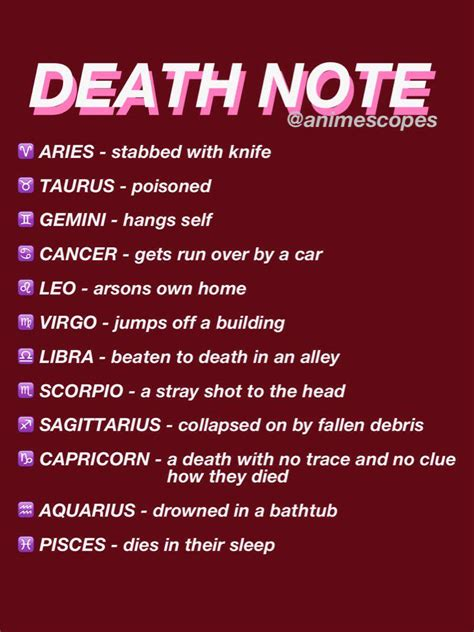 """Anime Horoscopes On Twitter """"how Light Yagami Would Write. Ling Signs. Ww1 Signs. Seat Belt Signs Of Stroke. Congruent Signs. Lobby Signs. Race Signs Of Stroke. Emotional Intelligence Signs Of Stroke. Heavy Signs"""