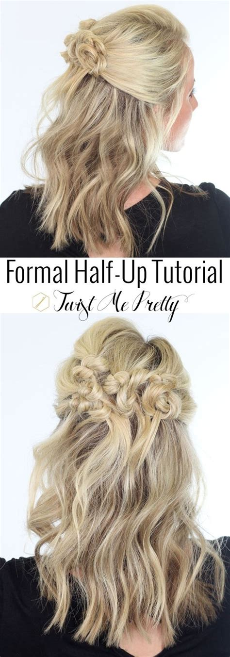 Half Updo Hairstyles Tutorial by 18 Shoulder Length Layered Hairstyles Popular Haircuts