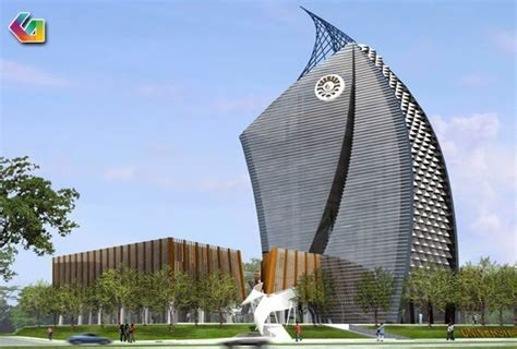 koran arsitektur menara phinisi universitas negeri