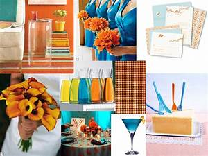 *show me* tiffany blue & orange inspirations - Planning ...