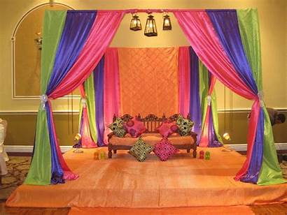 Mehndi Decoration Stage Function Decorations Mehandi Indian