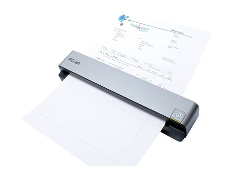 scanner de bureau rapide iris iriscan anywhere 3 scanner de documents a4