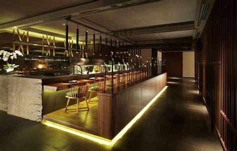 sushi bar retail design blog