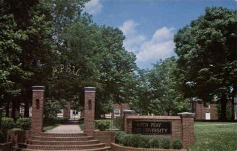 Campus Entrance Austin Peay University Clarksville, TN