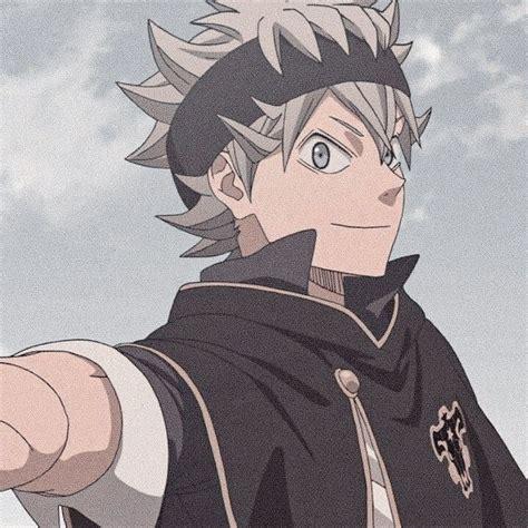 Discord Anime Boy Black Clover Pfp Anime Wallpaper 4k